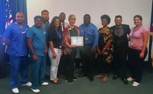 FTL Leadership Distinction Group with Debbie Wemyss - 8-18