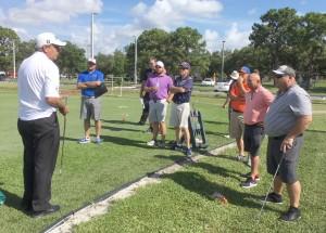 KU Flagship Golf Clinic - B