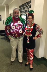 Sarasota Murder at Ugly Sweater Party - D - 12-18
