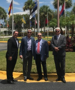 ICUF President and CEO Bob Boyd Visits the Flagship Campus - C - 7-25-19