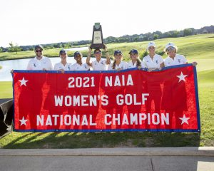 Keiser University Women's Lacrosse National Champions