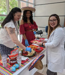 Keiser University West Palm Beach campus Multicultural Day
