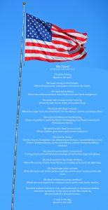 Keiser University Sarasota campus student Kelly Taylor's Poem